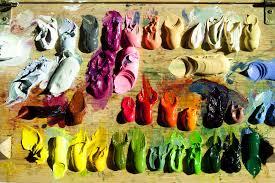 Réussir ses mélanges de couleurs en peinture…