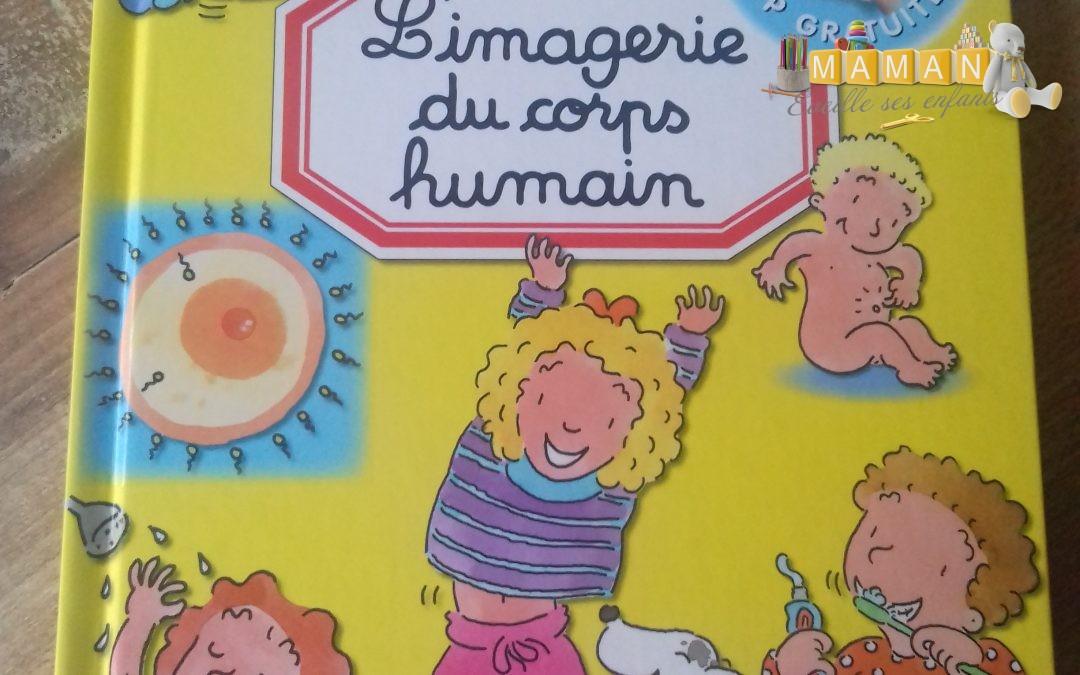 Avis Livre La Grande Imagerie Du Corps Humain Editions