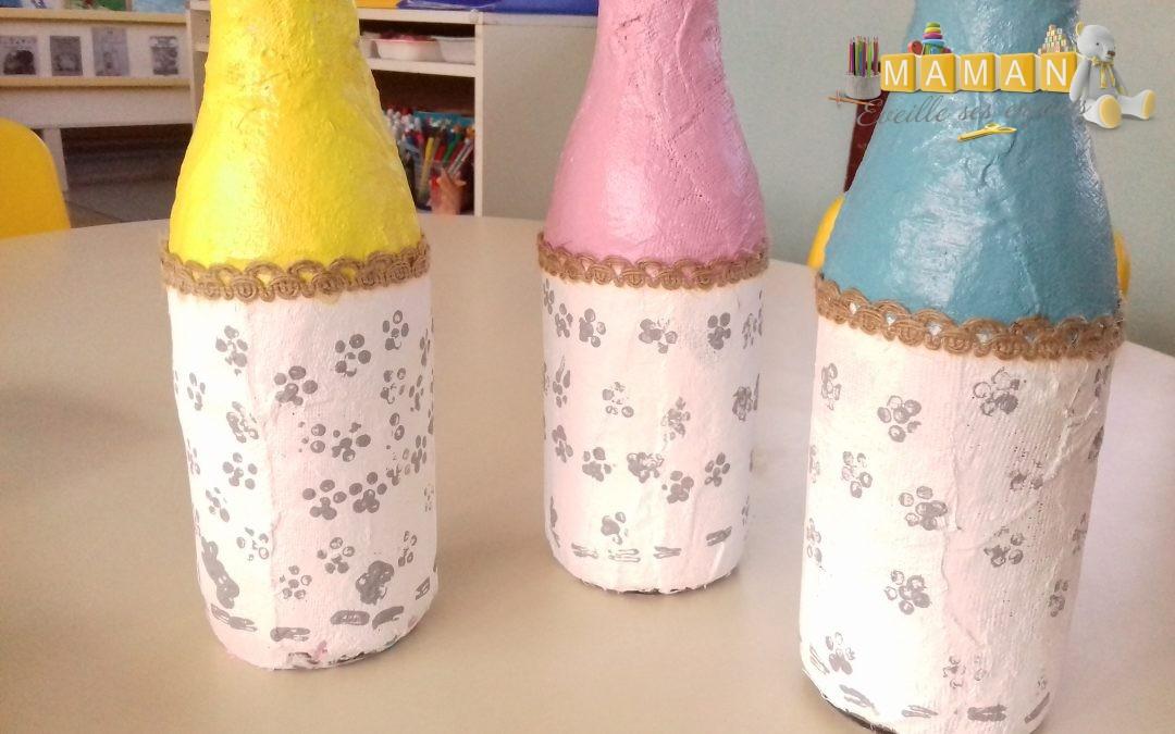 Un joli vase pour la fête des mamans
