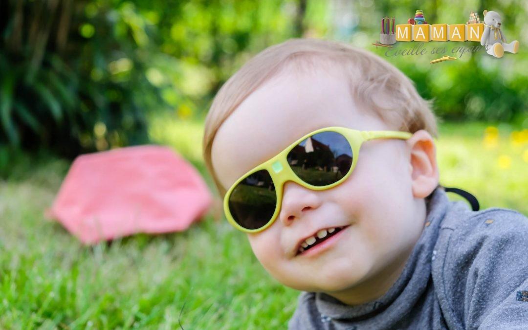 Les solaires branchés JOKALA pour enfant de la marque Ki ET LA