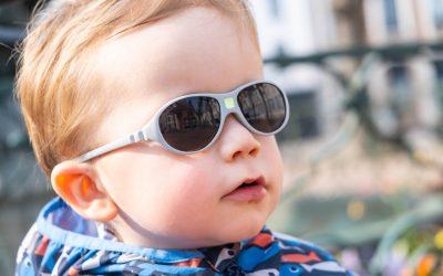 On sort les lunettes JOKAKI pour enfant de la marque Ki ET LA