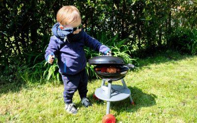 Mon set de barbecue au charbon  ecoiffier