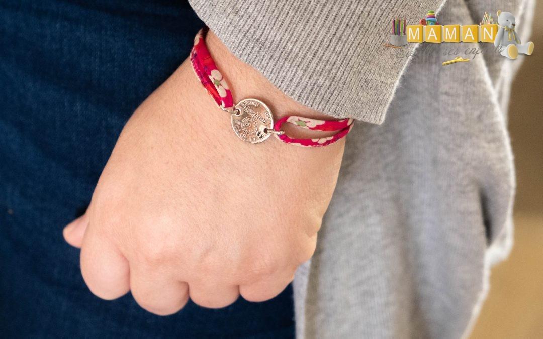 Mon très chouette bracelet personnalisé Alomi