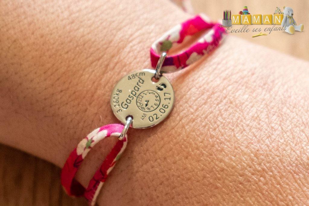 hot-vente authentique super populaire en présentant Mon très chouette bracelet personnalisé Alomi | Maman ...