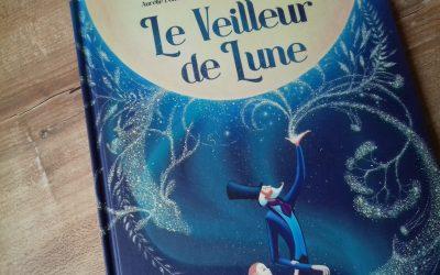 Le veilleur de lune chez Gautier Languereau