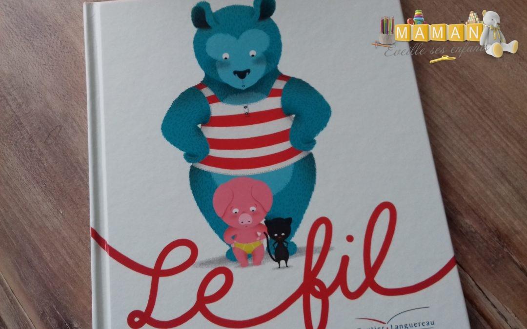 Le fil aux éditions Gautier Languereau