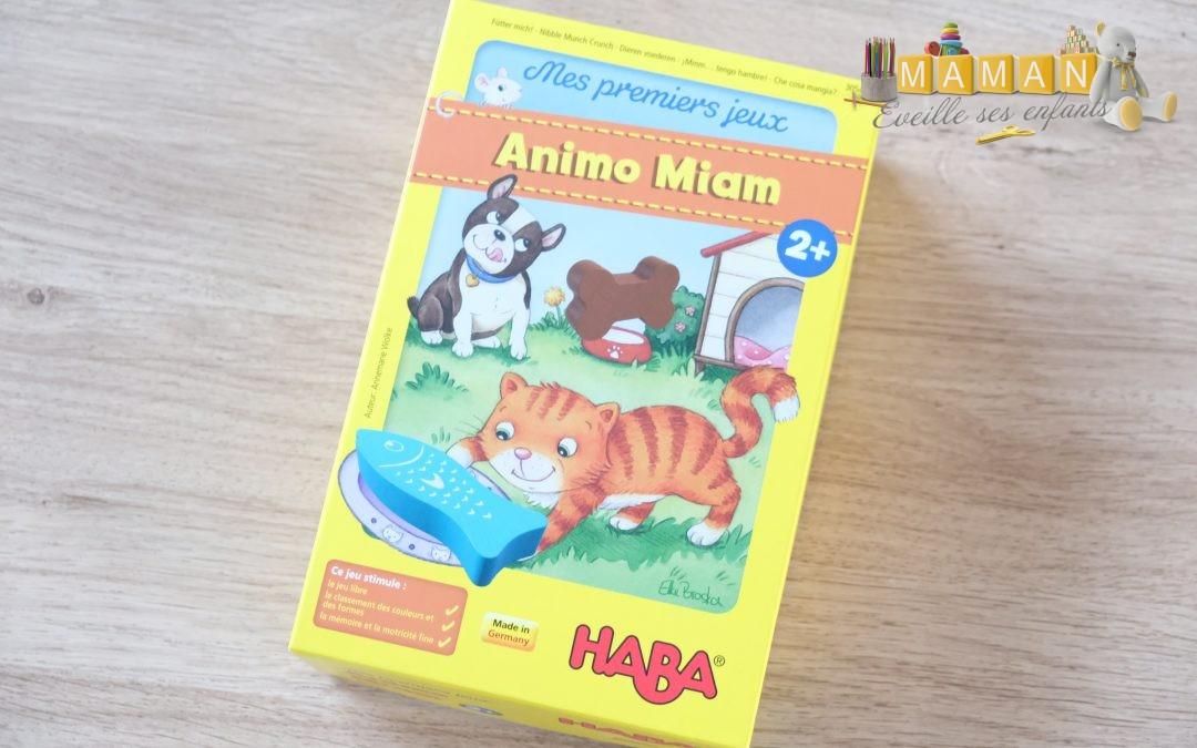 Animo Miam chez HABA