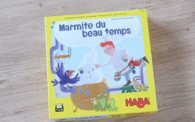 Marmite du beau temps chez HABA