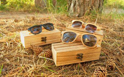 On craque pour les lunettes en bois  THE WOOD STOCK