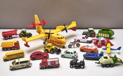Zoom sur quelques beaux sets de véhicules SIKU