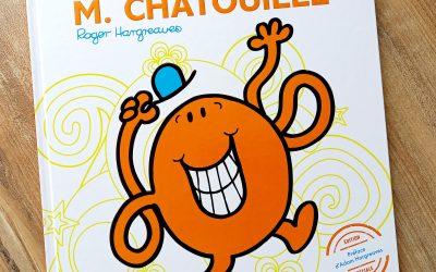M.CHATOUILLE, grand format aux éditions Hachette Jeunesse
