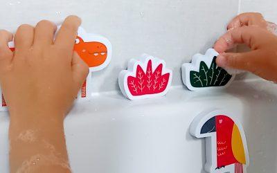 Un chouette coffret pour le bain chez SES CREATIVE dès 12 mois